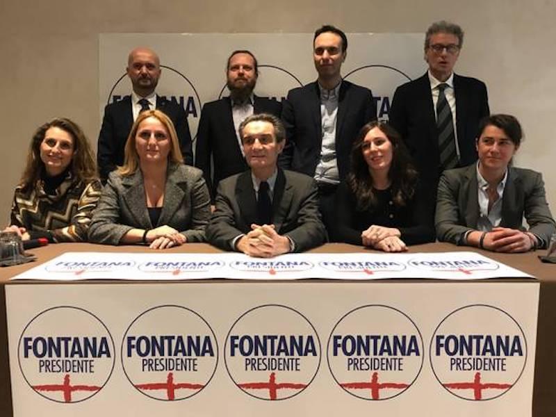 """Fontana: """"Nella mia lista civica tutte persone validissime"""""""