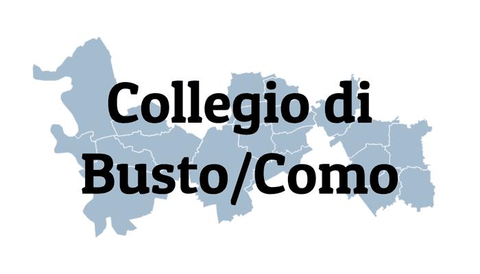 Mappa Collegio di Busto Arsizio Como