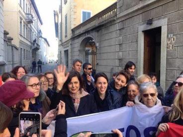 Laura Boldrini a Busto Arsizio