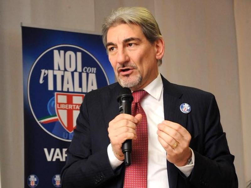 Una giornata col candidato: Raffaele Cattaneo nel Luinese