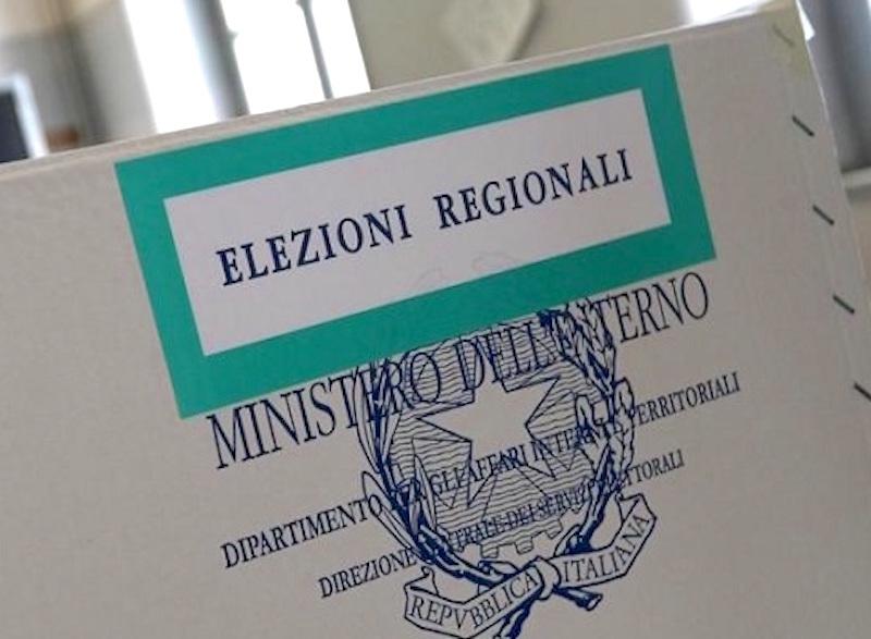 Confronto pubblico tra i candidati alla guida della Regione