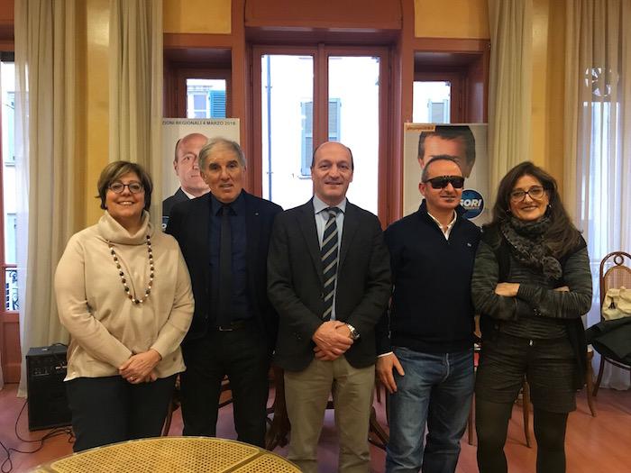 Gunnar Vincenzi chiude la campagna con le associazioni non profit