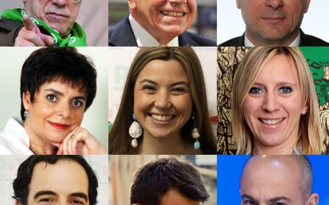 Camera e Senato, gli eletti della provincia di Varese