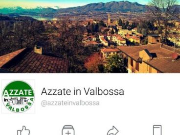 Azzate in Valbossa