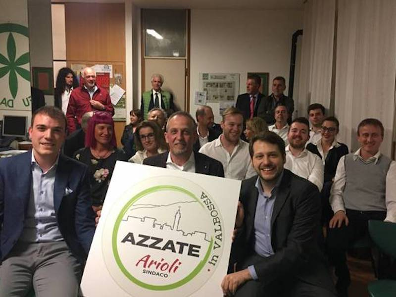 """È Carlo Arioli il candidato sindaco di """"Azzate in Valbossa"""""""